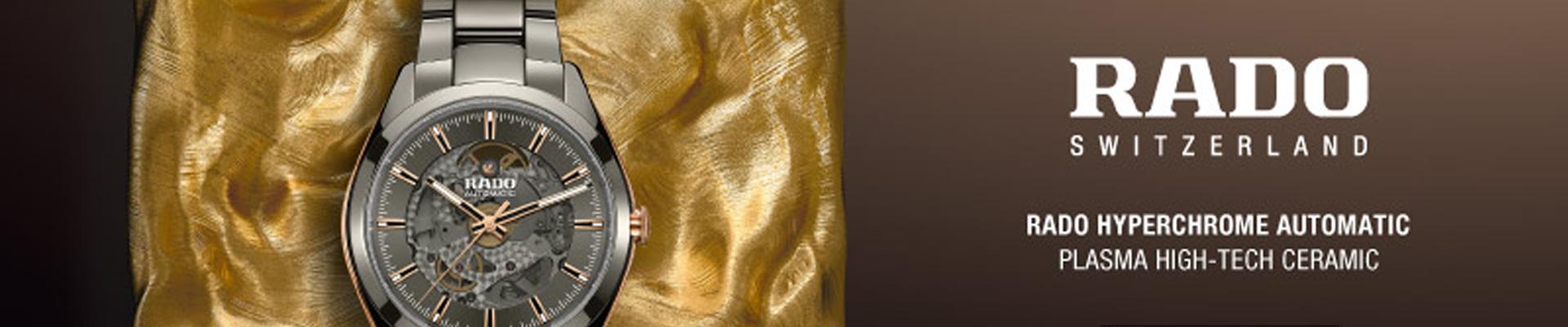 Rado horloges - Slider
